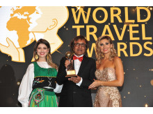 World's Most Romantic Destination 2018©World Travel Awards