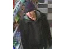 Image of man wanted for questioning by police