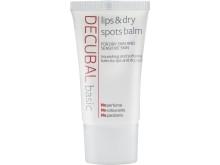 Decubal lips & dry spots balm, tub