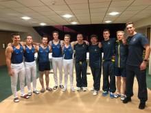 VM i artistisk gymnastik herrar