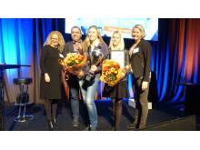 Glade finalister i NM i sunn fastfood 2018