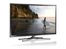Full-HD LED Smart-Tv från Samsung