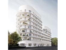 SKBs kvarteret Basaren på Hantverkargatan, Kungsholmen.
