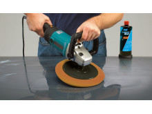 Liquid Ice Xtra Cut – Ny polerpasta fra Norton. Anvendelse