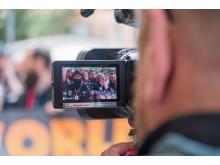 Årets World Beard Day firande i Stockholm fick stor uppmärksamhet i medier!