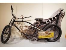 """Exponat der Ausstellung """"Bikes! Das Fahrrad neu erfinden"""""""