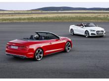 A5 och S5 Cabriolet
