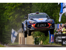 Rally Finland - Thierry Neuville