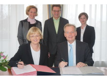 Die Gemeinde Grünwald und der Netzbetreiber Bayernwerk AG werden zukünftig bei dem Stromnetzbetrieb in Grünwald noch enger zusammenarbeiten