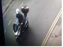 Moped driver appeal