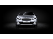 Nya Peugeot 308 - dynamik och teknologi