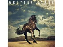 Album Cover Western Stars