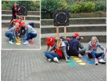 Spielplatzprojekt - Twister