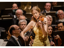 Vilde Frang spelar Bartók