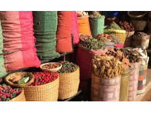 Moroccan Souk_NOSADE Yoga Retreats Marrakech
