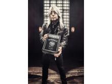 Mikkey Dee med Motörhead Sacrifice Shiraz