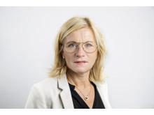 Katarina Dahlgren, avdelningschef för barnspecialistmottagningen