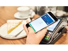 Visa mit Apple Pay / Bildquelle: Visa