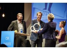 CSR Award 2014: GAME og DS Elcoby