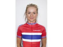 Miriam Bjørnsrud på kvinnelandslaget 2015