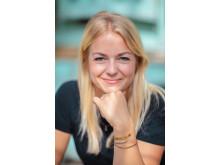 Sofie Danielsson Söhr, florist och VM-aktuell