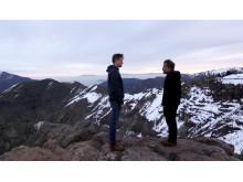 Fredrik Wikingsson och Filip Hammar