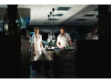 Der Herd Im Spotlight: In der Küche des Kontrast (Oslo)