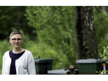 Yrkesbiodlare Therese Hammargren