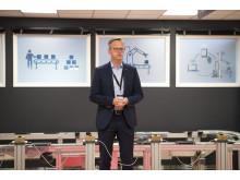 Mikael Damberg, närings- och innovationsminister, om betydelsen av SII-Lab
