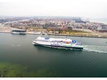 """Scandlines' neue Hybridfähre """"Copenhagen"""""""
