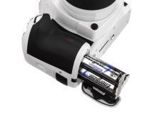 Pentax K-50 batterilösning AA-batterier