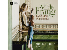 Vilde Frang, Michael Lifits - Paganini, Schubert (artwork)