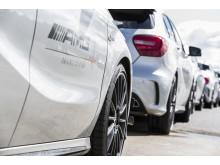 Dunlop blir offisiell dekkpartner for AMG Driving Academy