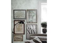 Wallpaper Vera Design: 1920-tals original