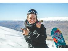 Marcus Kleveland vant i New Zealand. Foto: Process Films / Snowboardforbundet