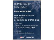 Homburger Braunacht 2019