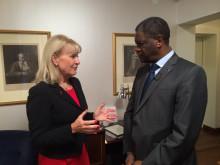 Yennenga Fredskonferens och gala  2014
