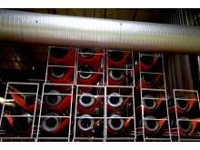 Pirellis anläggning i Izmit, Turkiet