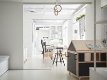 Bild från lägenheten © Inter IKEA Systems B.V. 2019