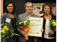 Årets Nyföretagare 2011 – Vårdecentralen Aroma