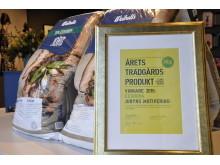 Diplom för Årets trädgårdsprodukt 100 % återvunnen jord