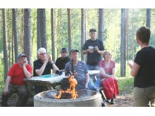 Nätverk stärker vandringskulturen i Skellefteå