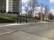 Väderskydd City 90, Finspång
