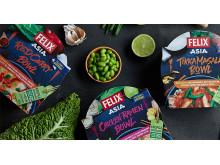 Förgyll vardagen med Felix nya enportionsrätter serverade i en klimatsmart förpackning
