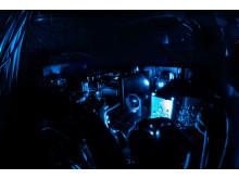 Mätutrustning ALPHA-experimentet, Cern