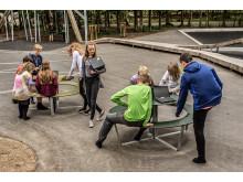 Outsider - School Yard 2