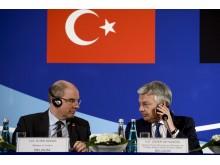 Koen Geens & Didier Reynders