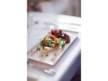 """Maten på Högbo Brukshotell utsedd till """"mycket god klass"""" i White Guide 2012"""