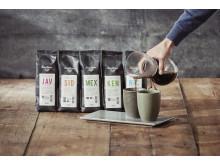 I fremtiden skal alt kaffe være certificeret
