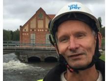 Torbjörn Tärnhuvud, VD Unipers svenska vattenkraft